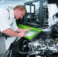 Топливная система грузовика состоит из нескольких элементов