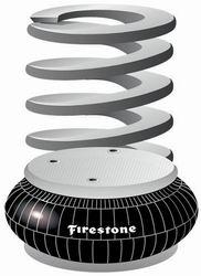 Пневмоподушка Firestone – лидер среди пневматических рессор