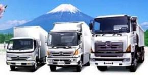 Запчасти для японских грузовых автомобилей